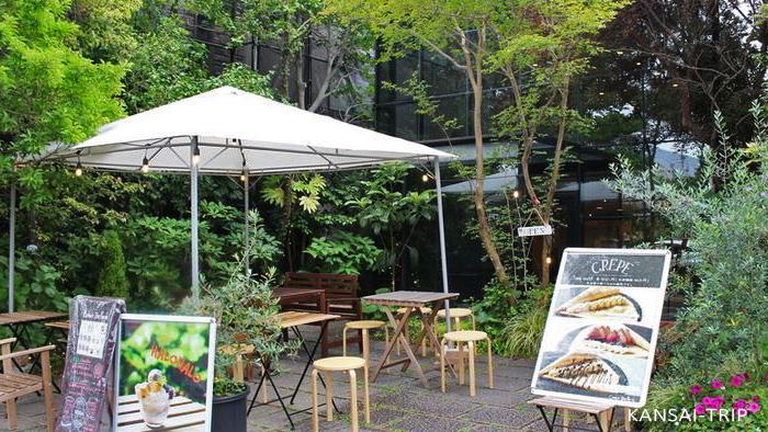 カーサベリーニ 芦屋 カフェ