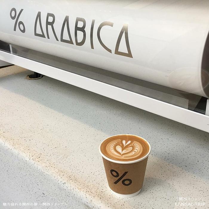 アラビカコーヒーラテアート
